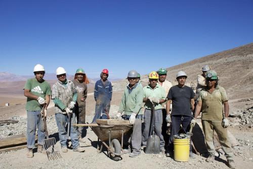 Pequeños mineros aumentan en 14% sus ventas a Enami gracias a programas de fomento