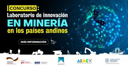 Se cierra convocatoria de concurso de innovación minera para la Región Andina