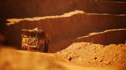 En la minería consumo eléctrico representa casi dos tercios de emisiones de carbono totales