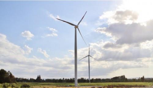Energía eólica pasará de 2,8% a 20% de participación en la matriz al 2023