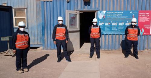 Minera Antucoya certifica a su segunda generación del Programa Eleva