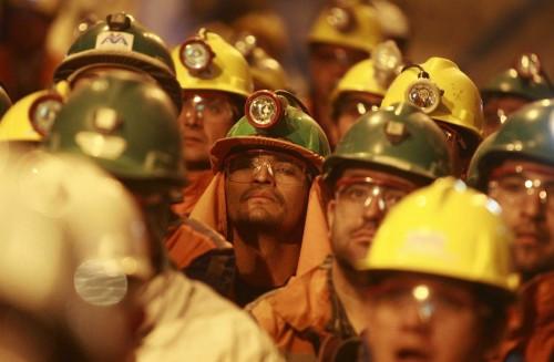 Informe Sonami: Empleo minero retrocede 0,9% en el trimestre octubre-diciembre