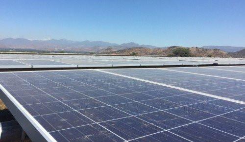 Proyecto Bulnes Solar es presentado al SEA
