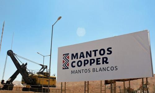 Proyecto Desembotellamiento Concentradora Mantos Blancos registra un 70% de avance en sus obras