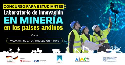 Concurso de Innovación Minera en la región Andina anuncia a los ganadores