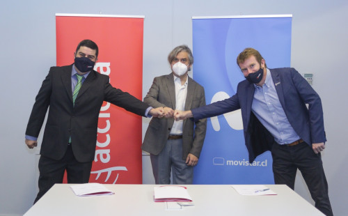 Movistar Chile y Acciona firman acuerdo de suministro de energía 100% renovable