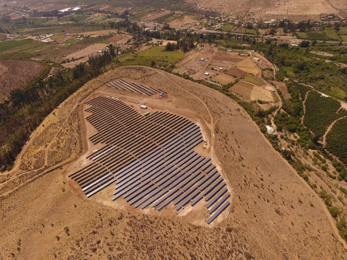 Fuerte crecimiento en renovables ¿Qué hoja de ruta se debe trazar en Chile?
