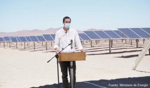 """Biministro Jobet: """"Actualmente contamos con más de 40 proyectos para producir o consumir hidrógeno verde en Chile"""""""