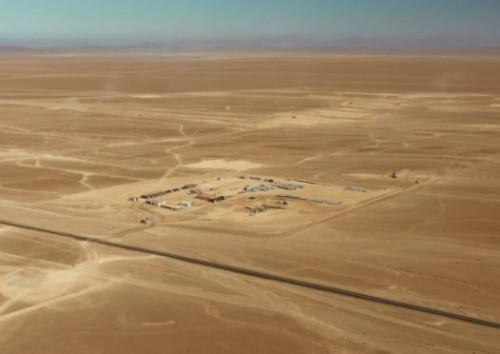 Obras del proyecto fotovoltaico Sol de Los Andes alcanzan un 31% de avance