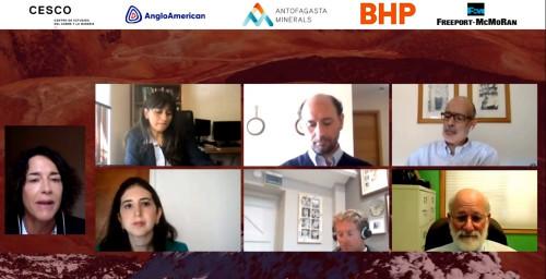 Cesco Week Stgo 2021: Expertos nacionales e internacionales abordan institucionalidad minera en Chile