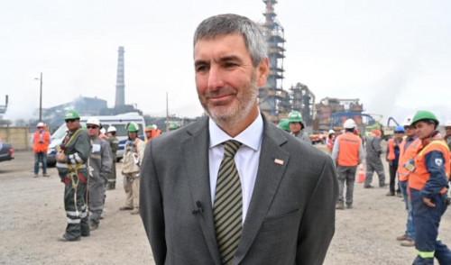 Robert Mayne-Nicholls presenta su renuncia a la Vicepresidencia de Enami