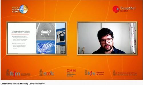 Universidad de Chile presenta estudio sobre Minería y Cambio Climático