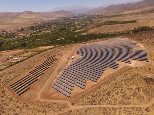 Chile destaca mundialmente por impulso al hidrógeno verde