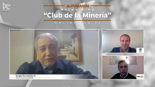 """Sergio Hernández: """"Con el royalty propuesto, muchas mineras no serían viables y se caerían proyectos"""""""