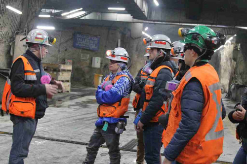 Sernageomin destacó que la dotación en la minería sigue tendencia al alza durante el mes de junio