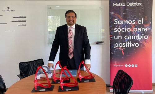 Metso Outotec es destacado por la industria minera como el mejor proveedor internacional e innovador