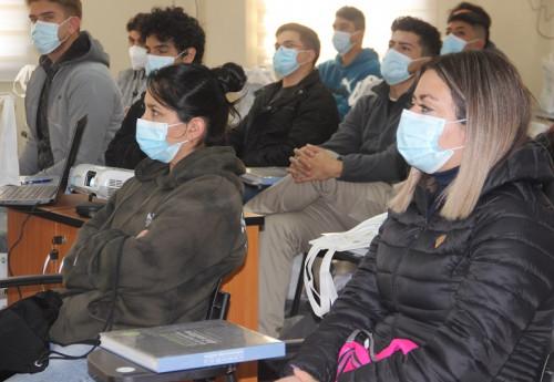 Programa Aprendices de SQM debuta en Planta Química de Litio en Antofagasta