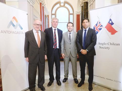 Subsecretario Blanco expone en Londres sobre la minería chilena y la importancia para el proceso de transición energética