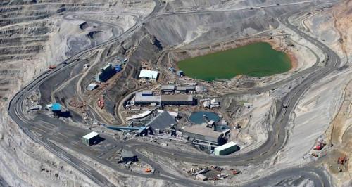 Producción de cobre de Anglo American disminuye 6% durante el tercer trimestre