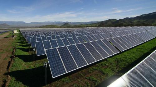 Parque Meseta de Los Andes: El proyecto fotovoltaico que aportará 175 MWp de potencia instalada