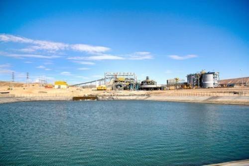 Uso de agua desalada por parte de la minería del cobre crecerá 230 porciento en los próximos diez años