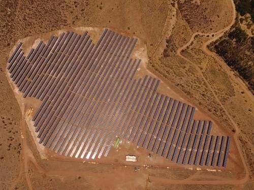 ERNC La energía solar fue la gran protagonista en 2018