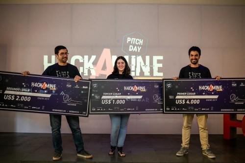 Expande y BHP dan a conocer ganadores de la primera Hackathon de la compañía minera en Chile