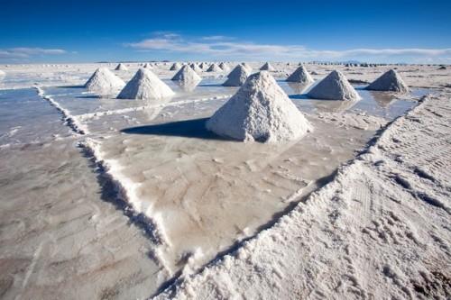 Sueño de fabricar baterías de litio en Chile estaría más cerca de realizarse