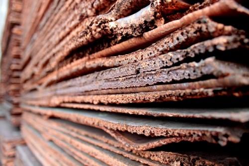 Chile recupera terreno en el mercado mundial del cobre tras alcanzar récord de producción en 2018