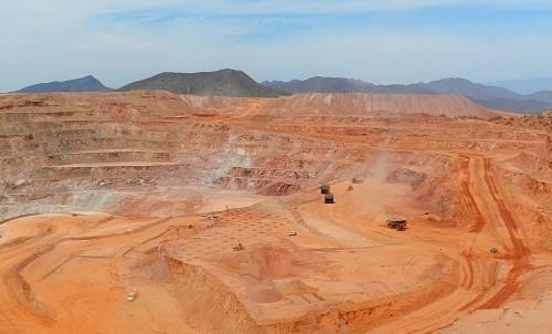 Proyecto de ampliación de minera Spence presenta un 34 porciento de avance