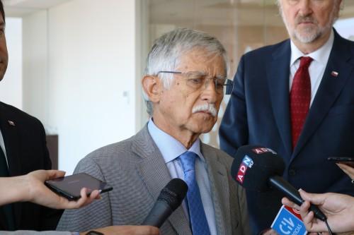 Nelson Pizarro advierte que de no capitalizar Codelco deuda crecerá 40 porciento a 2023