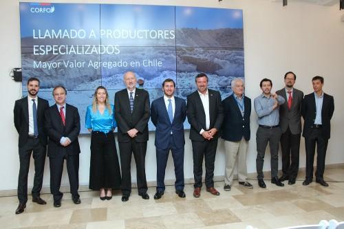 Corfo inicia llamado a productores especializados para desarrollar industria de valor agregado de Litio en Chile