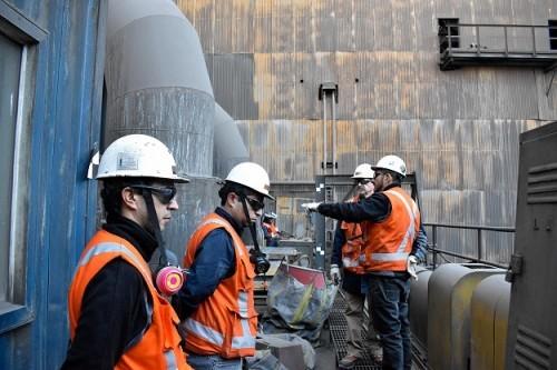 Codelco pone término a contrato con SNC Lavalin y asume el control de las obras en Fundición Chuquicamata