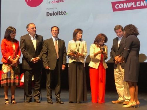 REDMAD reconoce a Antofagasta Minerals por su compromiso con la equidad de género