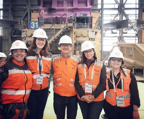"""Presidenta de RIM Chile: """"Es una necesidad urgente incorporar cada vez más talento femenino para avanzar en la era de la industrialización 4.0"""""""