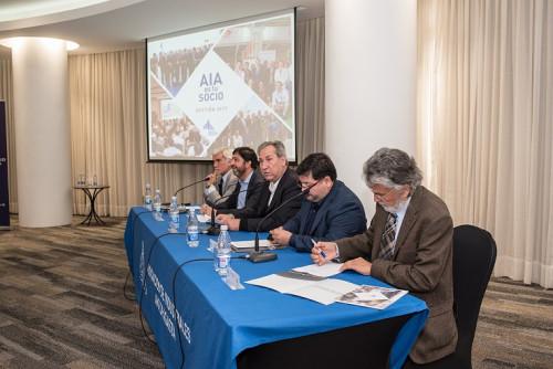 AIA prepara Asamblea Anual de Socios donde renovará parte de su directorio