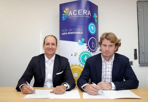 SPR de Perú y ACERA firman acuerdo para promover el uso de energías renovables en Latinoamérica