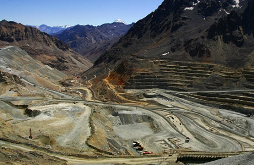 Ampliación de Andina será a rajo abierto, costará US$2.700 millones y comenzará a producir en 2025