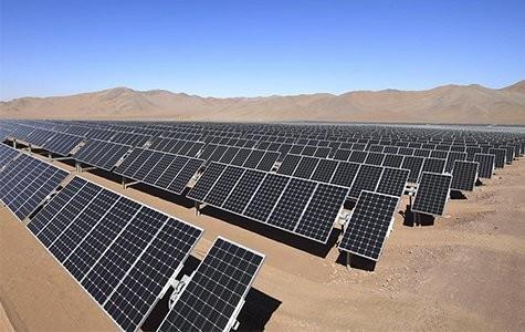 Enel Green Power ingresa a tramitación ambiental el proyecto planta Fotovoltaica Sierra Gorda Solar