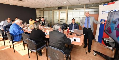 SICEP expone su plataforma ante el comité ejecutivo del Clúster Minero Antofagasta