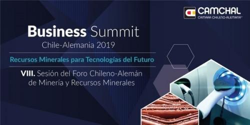 Expertos chilenos y alemanes analizarán las tecnologías del futuro para la minería