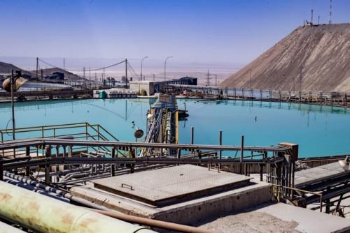 Codelco adjudica proyecto de desalinización para el uso de agua de mar en sus operaciones en Calama
