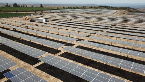 Colbún ingresa a tramitación ambiental Proyecto Planta Fotovoltaica Jardín Solar