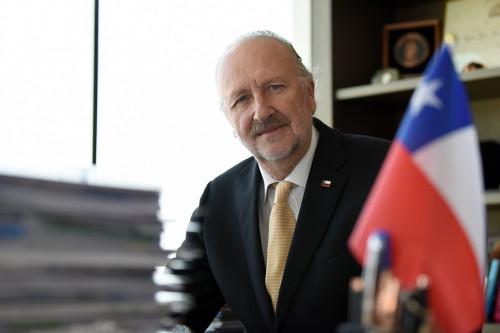"""Ministro de Minería por firma de acuerdo comercial entre EE.UU y China: """"Va a traer noticias positivas para Chile"""""""