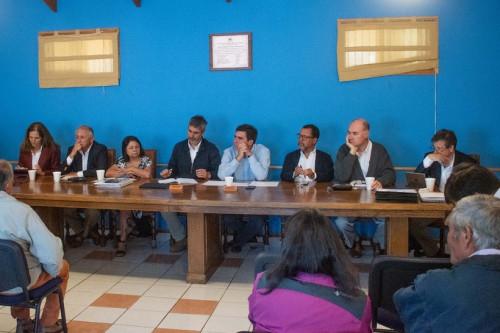 Directorio de ENAMI realiza primera sesión en terreno de 2020