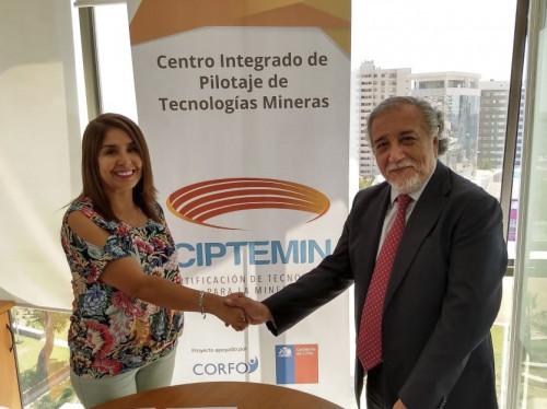 Alianza entre Aprimin y Ciptemin generará nuevas oportunidades en innovación tecnológica para proveedores mineros