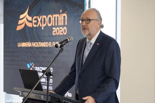 """Ministro de Minería por el precio del cobre: """"Confiamos en que impacto del coronavirus sea transitorio"""""""