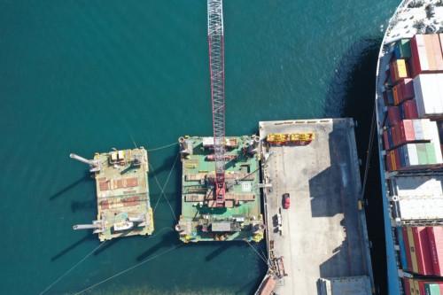 ICSK adquiere nueva plataforma marítima jackup