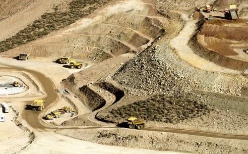 Minera Lumina Copper Chile informa la disminución temporal de su dotación en Caserones