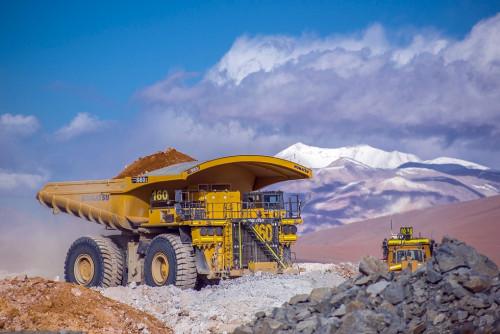 Collahuasi aumenta un 16% su producción de cobre fino durante el primer trimestre